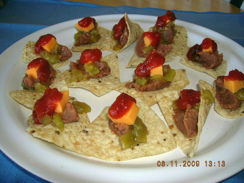 TORTILLA CHIP SNACKS