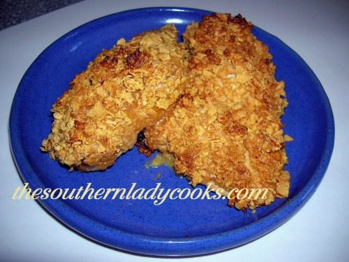 EASY SOUTHERN LADY COOKS MEAL (GROCERY LIST INCLUDED)
