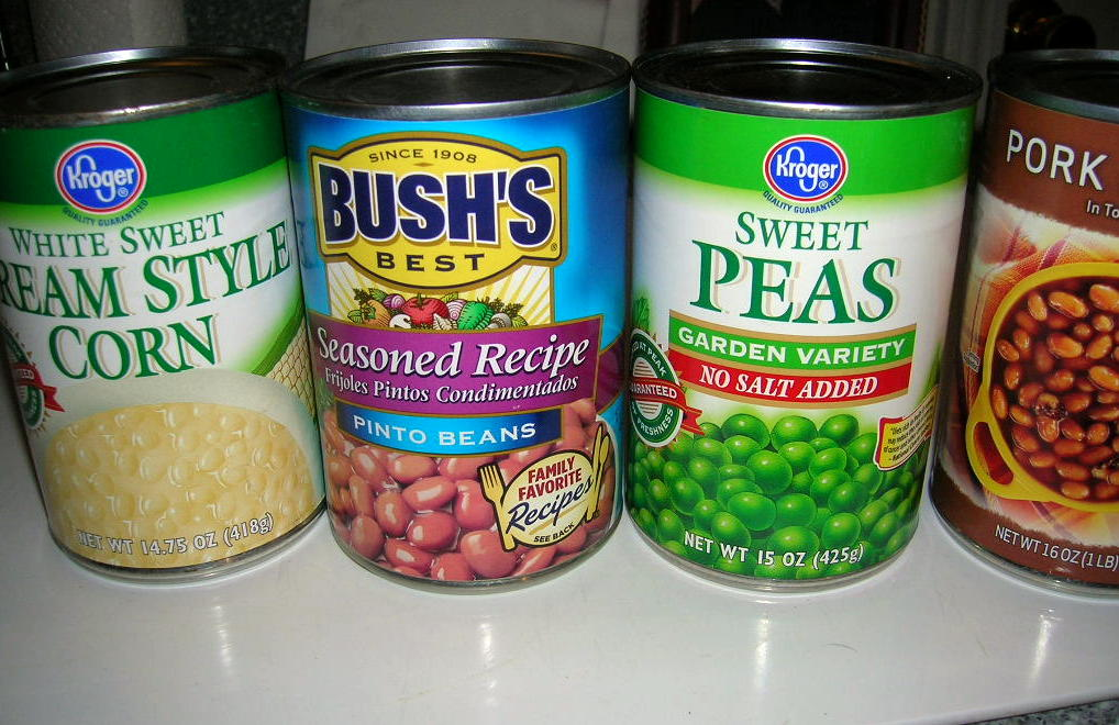 HOW LONG CAN YOU KEEP CANNED GOODS?