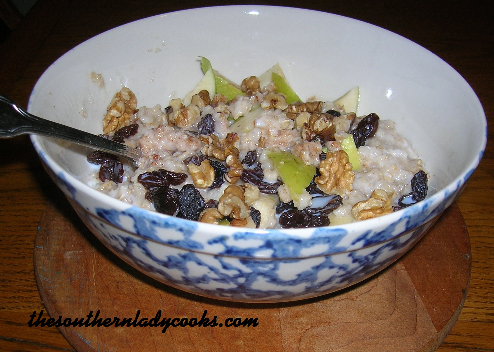 January - National Oatmeal Month