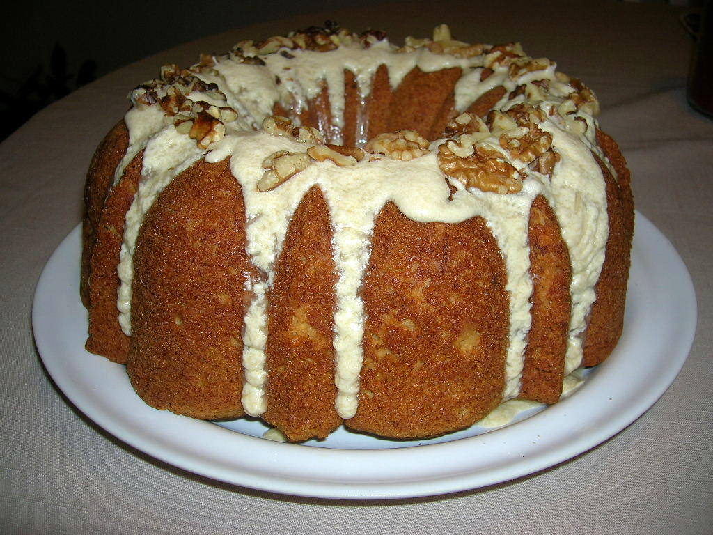 Banana Cake With Yellow Cake Mix And Pudding