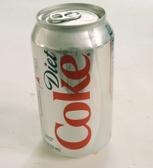ARE DIET DRINKS CAUSING STROKES AND HEART ATTACKS?