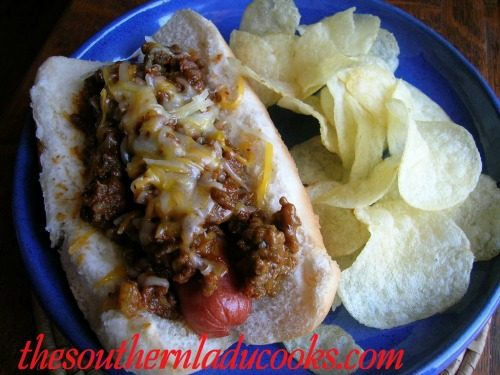 HOT DOG SAUCE OR SLOPPY JOES