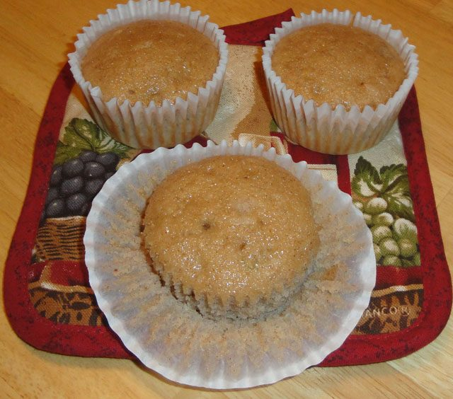 Guest ~ COCONUT BANANA MUFFINS