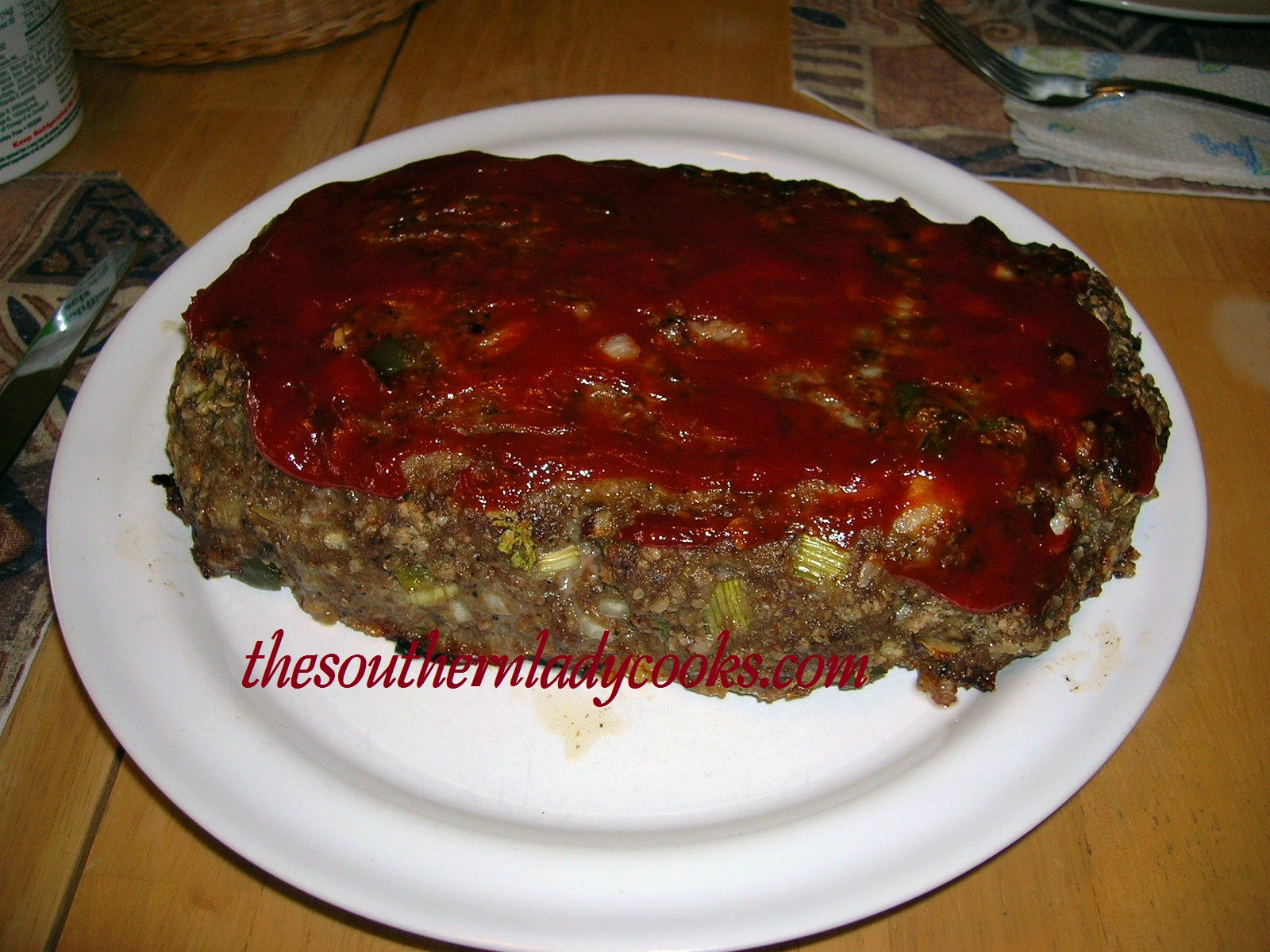 MY FAMILY'S FAVORITE MEATLOAF