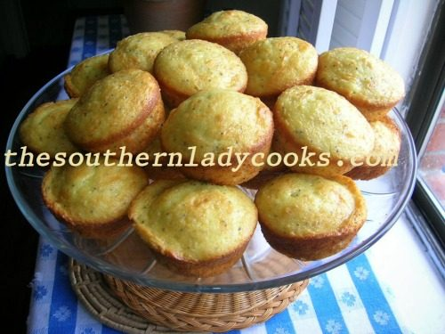 LEMON BANANA POPPY SEED MUFFINS