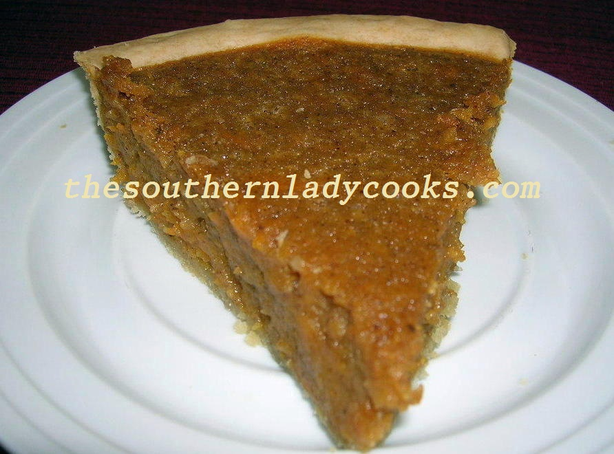 Sweet Potato Pie (3)