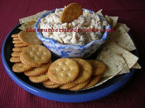 NUTTY CHEESE DIP