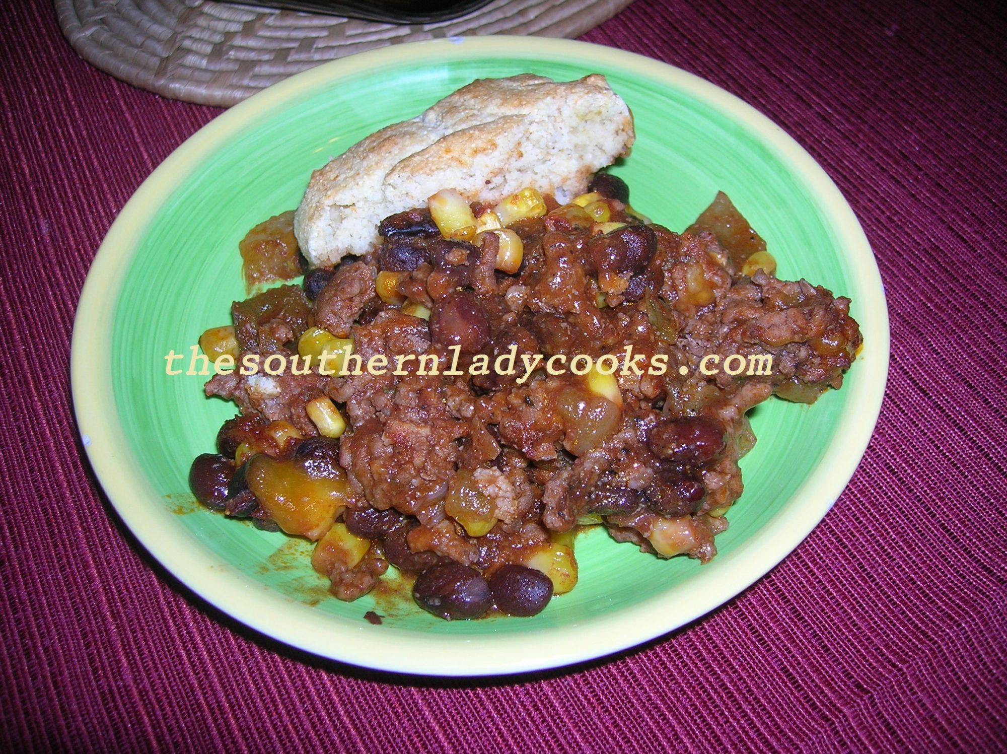 HEARTY MEXICAN CASSEROLE