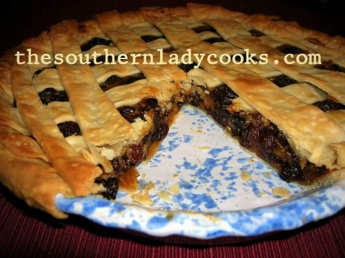 Old Fashioned Southern Pie Recipes