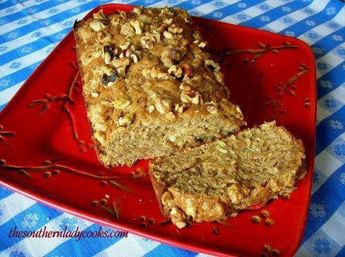 PINEAPPLE BANANA BREAD WITH NUTTY VANILLA WAFER TOPPING