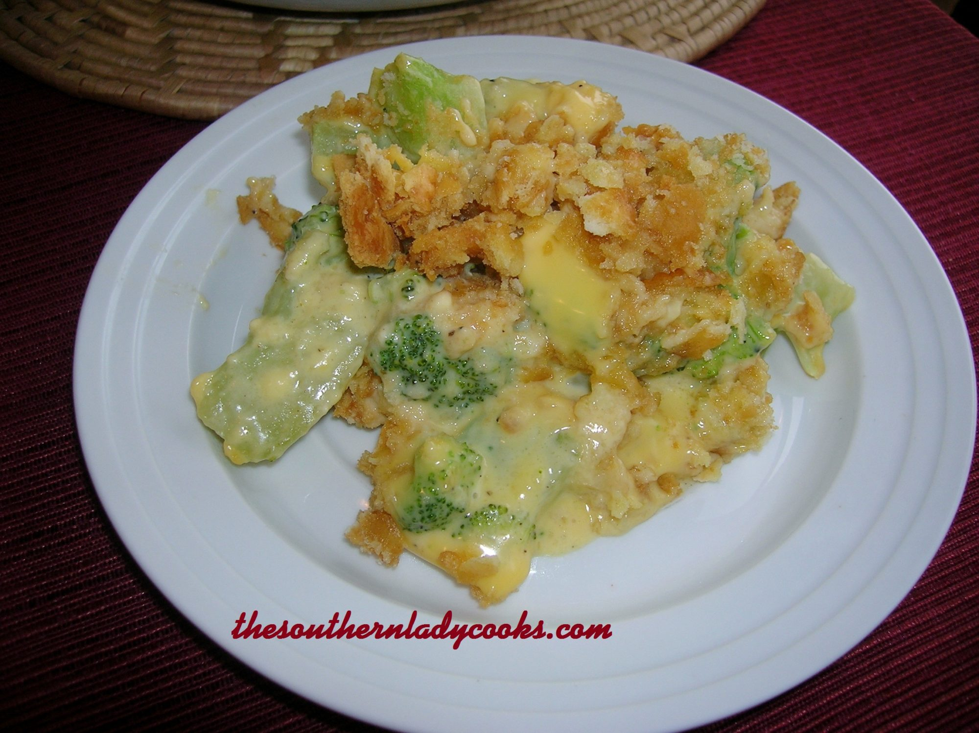 Broccoli Casserole2 - Copy