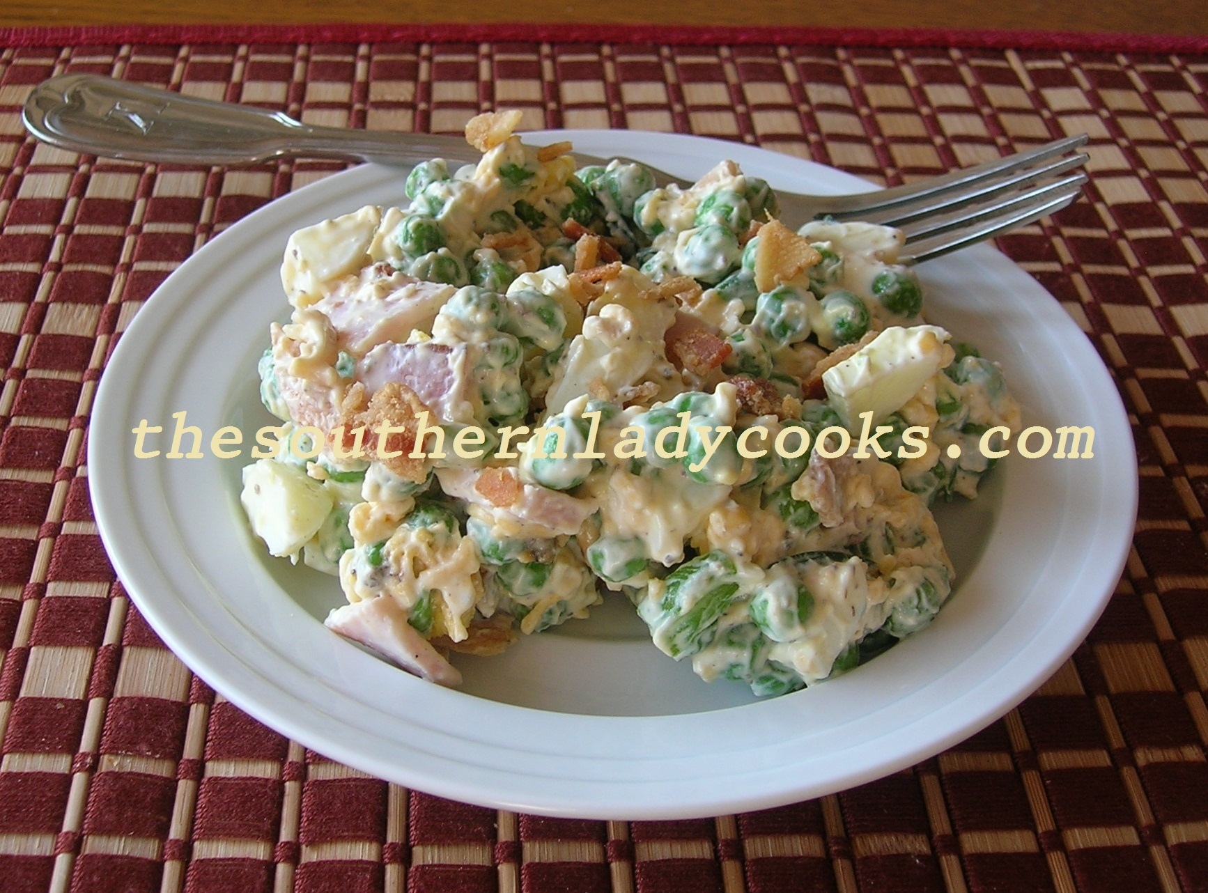 Southern Pea Salad - Copy