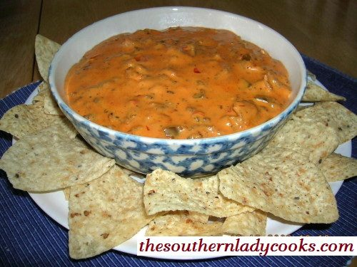 Anne's Cheese Dip - TSLC