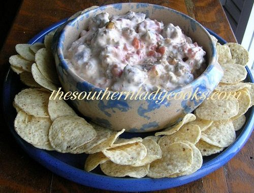 ANNE'S SAUSAGE AND CREAM CHEESE DIP