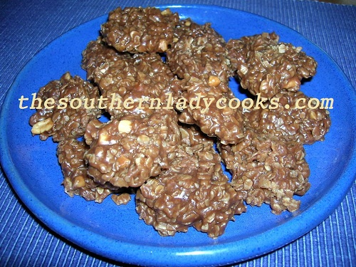 Cow Pattie Cookies -TSLC