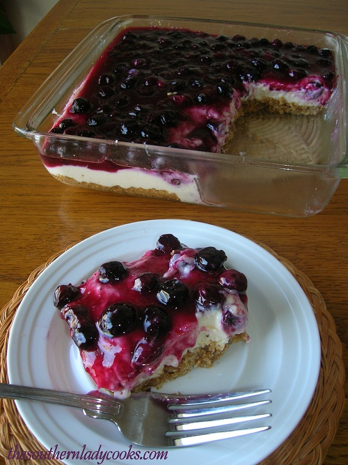 Fresh Blueberry Cheesecake - TSLC (2)