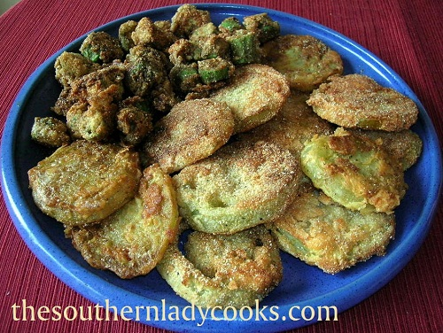 Fried Green Tomatoes - TSLC