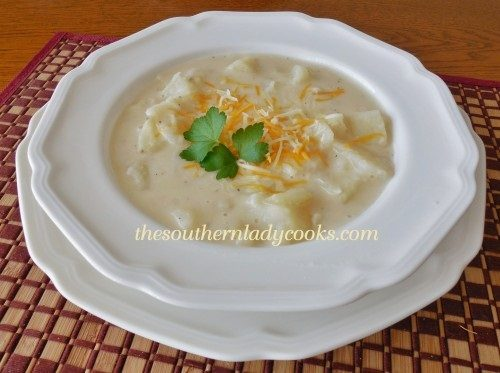 Hearty Potato Soup - TSLC (2)