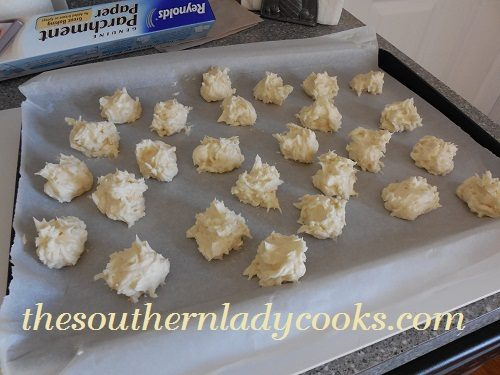 Irish Potato Candy - TSLC