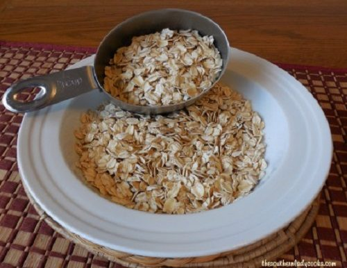 OATS – FOR EATING, DRINKING AND BATHING!