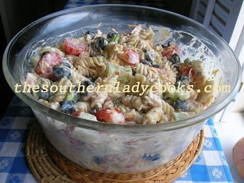 Ranch Pasta Salad - TSLC