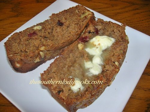 Spiced Applesauce Bread - TSLC (2)