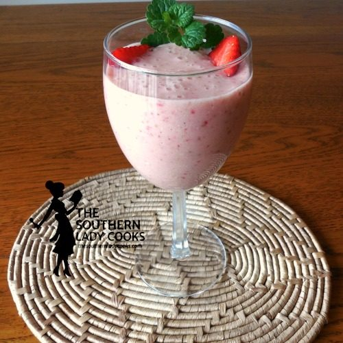 FRUIT SMOOTHIE – Easy Recipe