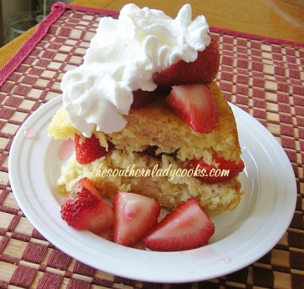 Strawberry Shortcake TSLC
