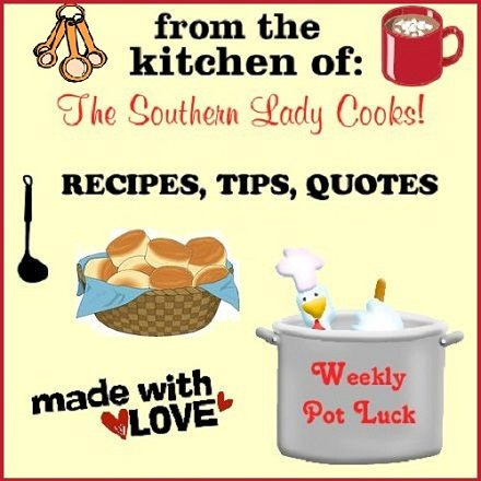 WEEKLY POT LUCK – CROCK POT RECIPES