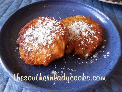 circle pineapple fritters las vegas food adventures pineapple fritter ...