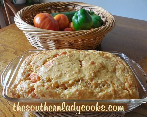 Fresh Tomato Bread - TSLC