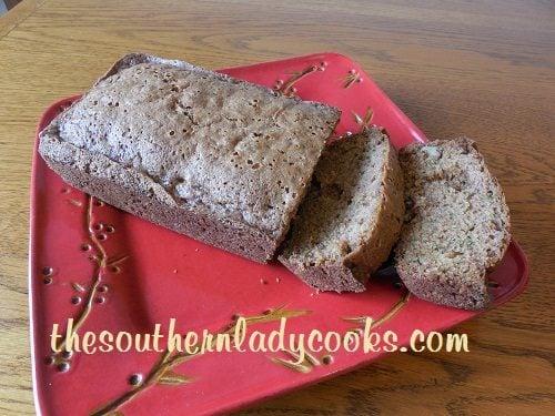 Zucchini Bread  TSLC