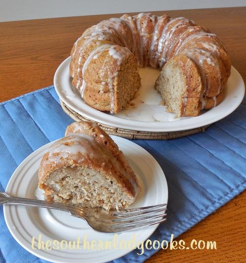 Pear Cake - TSLC