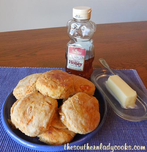 Big Fluffy Sweet Potato Biscuits - TSLC