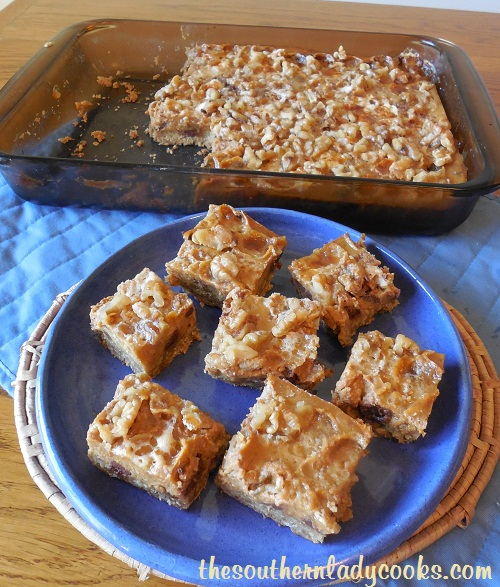 Chocolate Chip Pumpkin Pie Bars TSLC