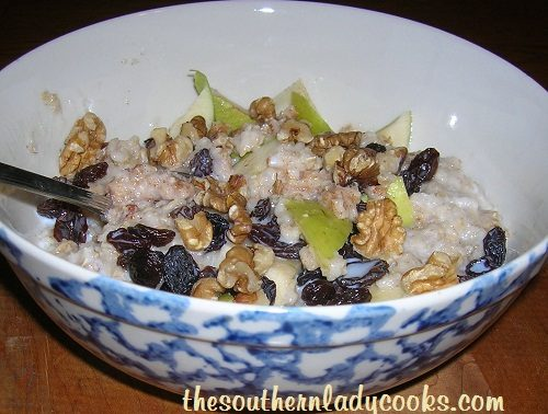 JANUARY IS NATIONAL OATMEAL MONTH!