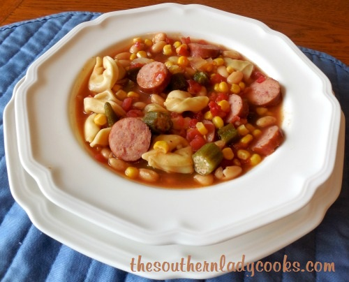 Homemade Soup Day Archives - The Southern Lady Cooks