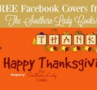FREE THANKSGIVING FACEBOOK COVER PHOTOS