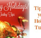 TURKEY BASICS – Some Tips on Choosing, Thawing and Cooking your Holiday Turkey