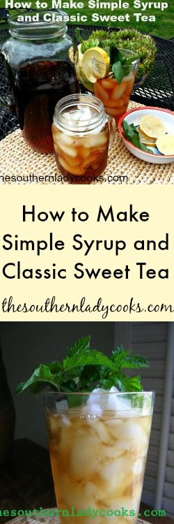 Making your own simple syrup is also more economical than buying it at the store. You can make as small or as large a batch as you wish and store it in the refrigerator in a well-sealed bottle for two to three months. Do not allow the syrup to boil for too long or the syrup will be too thick once it cools.