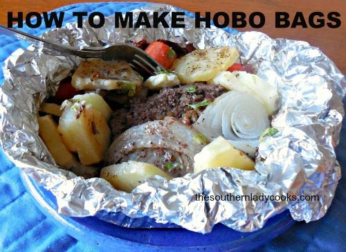 HOW TO MAKE HOBO BAGS