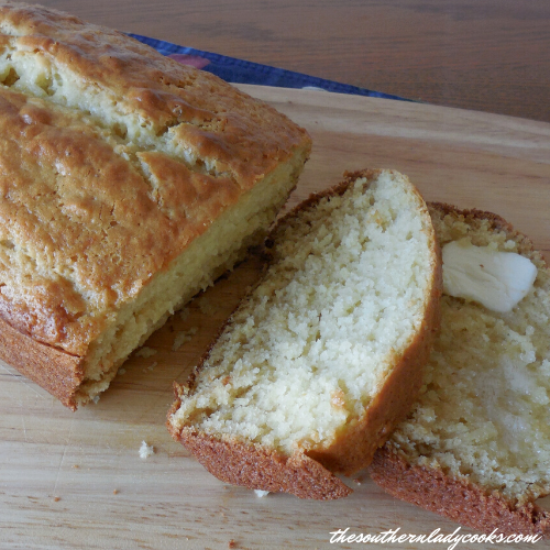 SWEET BREAD - The Southern Lady Cooks
