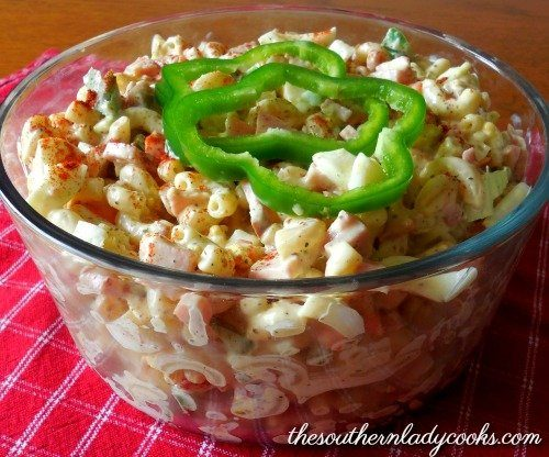 PASTA SALAD RECIPES FOR SUMMER