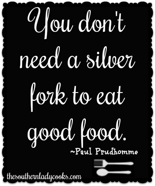 TEN FOOD QUOTES WE LOVE!