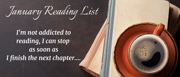THE SOUTHERN LADY COOKS MONTHLY READING LIST